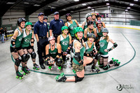 Naughty Pines Derby Dames